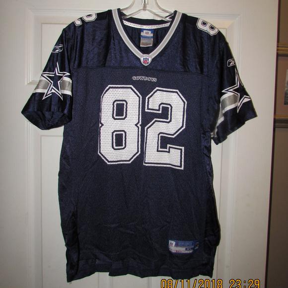 purchase cheap 7b039 c729d Dallas Cowboys 82 Whitten Reebok Jersey XL 18 Boys